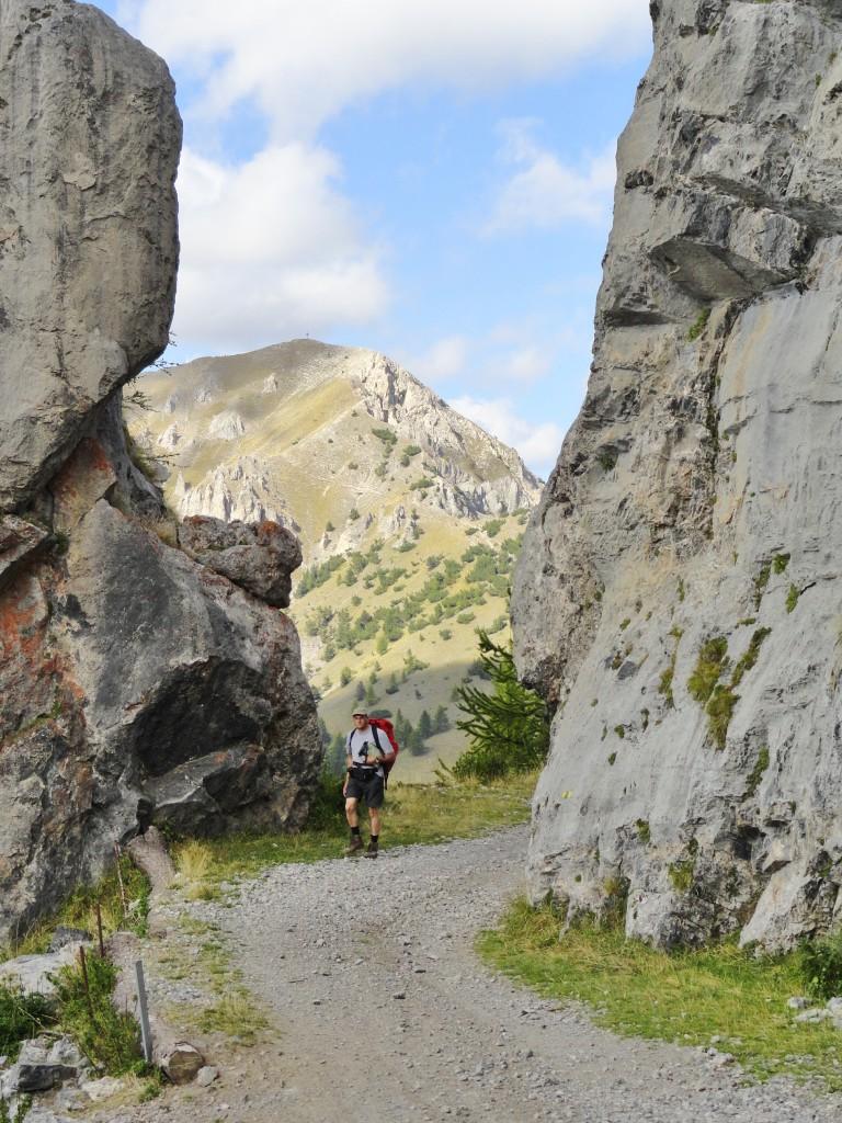 """""""La Porte"""": toepasselijker konden deze twee rotspunten niet worden genoemd."""