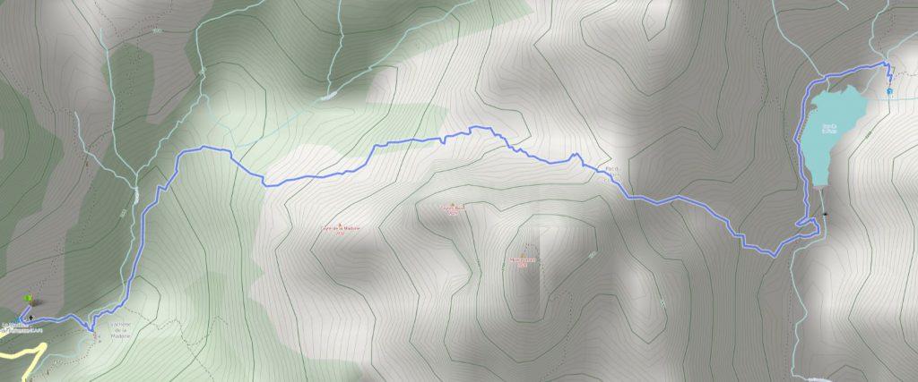 Ook vanuit deze kaart kan men naar de interactieve kaart op wwwgpsies.com.
